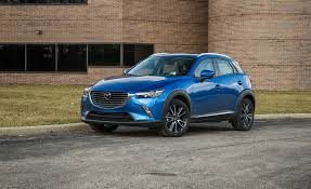 mazda lineup 2017 2017 mazda cx 3 in depth model review car and driver