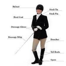 usea eventing refresher course what to wear united states