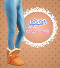 ugg sale cc snowboots 39 on sims sims cc and ts4 cc