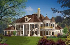 French Chateau Style French Style Home Jpg