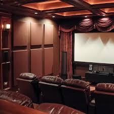 Home Theater Decor Packages by Home Theaters U0026 Media Rooms Acoustical Solutions