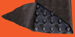 Basement Waterproofing Rockford Il - strip drain dry otter basement waterproofing