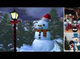 snowman decorations office christmas decorating ideas youtube