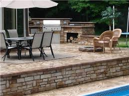 Backyard Decks And Patios Ideas Patio With Pool Caribbean Pool Designs Caribbean Pools Oh Pool