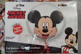 mickey mouse balloon arrangements anagram 24 inch mickey mouse balloon in a balloon insider from