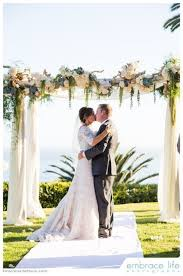 wedding arches los angeles floral arches wisteria