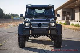 mercedes benz g class 6x6 interior weistec g63 6x6