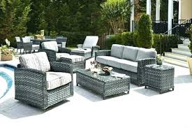 patio furniture with ottomans outstanding patio chair with ottoman set coffee table ottoman set