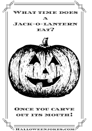 vintage looking cartoon halloween jokes vintage humor