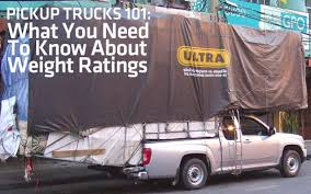 how much does a 2001 ford f150 weigh trucks 101 what you need to about weight ratings