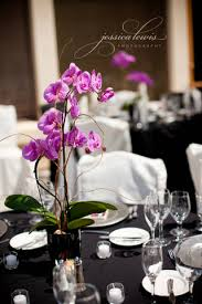 orchid centerpieces purple orchid centerpieces for weddings wedding for vickie find