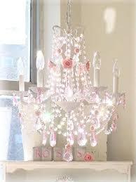 Chandelier Pink Chandelier Astonishing Chandelier For Room Nursery