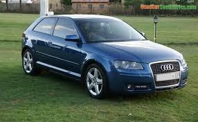 2006 audi a3 2 0t 2006 audi a3 2 0t dsg used car for sale in pretoria central