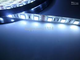 Bright Led Light Strips by 2017 Xenon White Led Strip 5m Bright 5050 Smd Water Proof Flexible