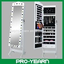 standing mirror jewelry cabinet floor standing mirror jewellery cabinet design hdsociety info