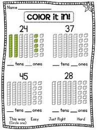 students are able to learn place value while doing this activity