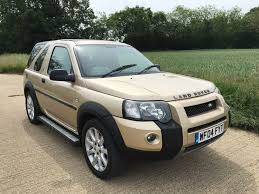 land rover burgundy 2004 land rover freelander td4 2 0 diesel 4x4 suv video review