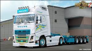 skin pack new year 2017 for iveco hiway and volvo 2012 2013 download ets 2 mods truck mods euro truck simulator 2