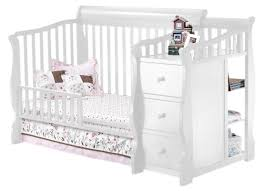 Convertible Cribs With Changing Table And Drawers by Sorelle Tuscany 4 In 1 Convertible Crib U0026 Reviews Wayfair