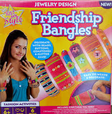 creating friendship bangles kid craft with craftprojectideas com