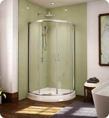 24 Frameless Shower Door Shower Doors Bathroom Frameless Enclosures