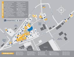 K State Campus Map by Campus Map Piedmont Technical College
