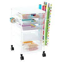 narrow entryway storage carts with drawers on wheels kids table