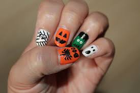 halloween nails chronicles of a beauty foodie