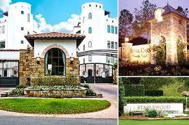 Patio Homes In Katy Tx 16 Best Gated Communities In Houston Tx Houstonproperties