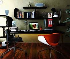 Modern Desks Small Spaces Desk Design Ideas Orange Plastic Modern Computer Desks For Small