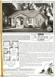 Distinctive House Design And Decor Of The Twenties Wardway Sheridan Sears Modern Homes