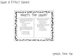 cause u0026 effect games