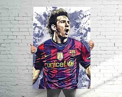 Lionel Messi Halloween Costume Messi Jersey Etsy