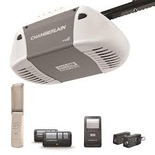 Shop Chamberlain 0 5 Chain Drive Garage Door Opener At Lowes Com