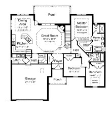 Small Full Bathroom Floor Plans Best 25 One Level Homes Ideas On Pinterest One Level House