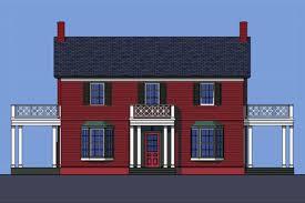 colonial style house colonial style house plan 3 beds 2 50 baths 2358 sq ft plan 492 2