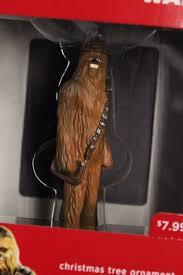 wars hallmark ornament chewbacca 2016 disney ebay