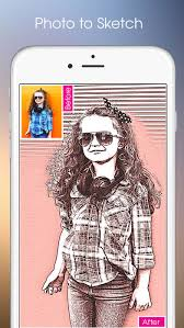photo to sketch drawing book on the app store