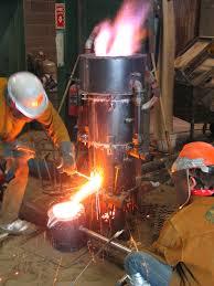 cupola furnace wikipedia