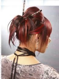 chopstick hair letest bun hair style with chopstick chopstick hair styles