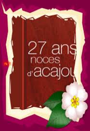 27 ans de mariage anniversaire de mariage page 5
