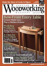 popular woodworking magazine april 2012