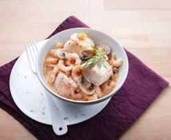 cuisiner du colin colin aux petites crevettes pour cookeo recette de colin aux