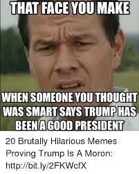 25 best memes about moron moron memes