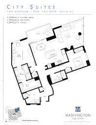 Insignia Seattle Floor Plans Bank Owned Condo At Washington Square