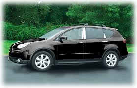 tribeca subaru 2006 body side molding black to fit subaru tribeca 2006 2007 2008