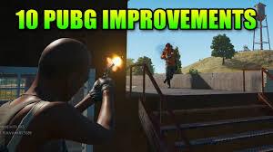 pubg 1 0 release 10 ways to make pubg even better playerunknown s battlegrounds
