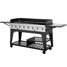 Backyard Grill Bbq Amazon Com Royal Gourmet Event 8 Burner Bbq Propane Gas Grill