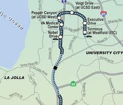 Trolley San Diego Map by 1b Mid Coast Trolley Extension Bubbleinfo Com Bubbleinfo Com