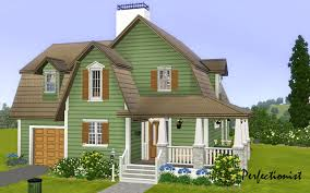 mod the sims u00273 bedroom green country style house u0027 ts3 remake
